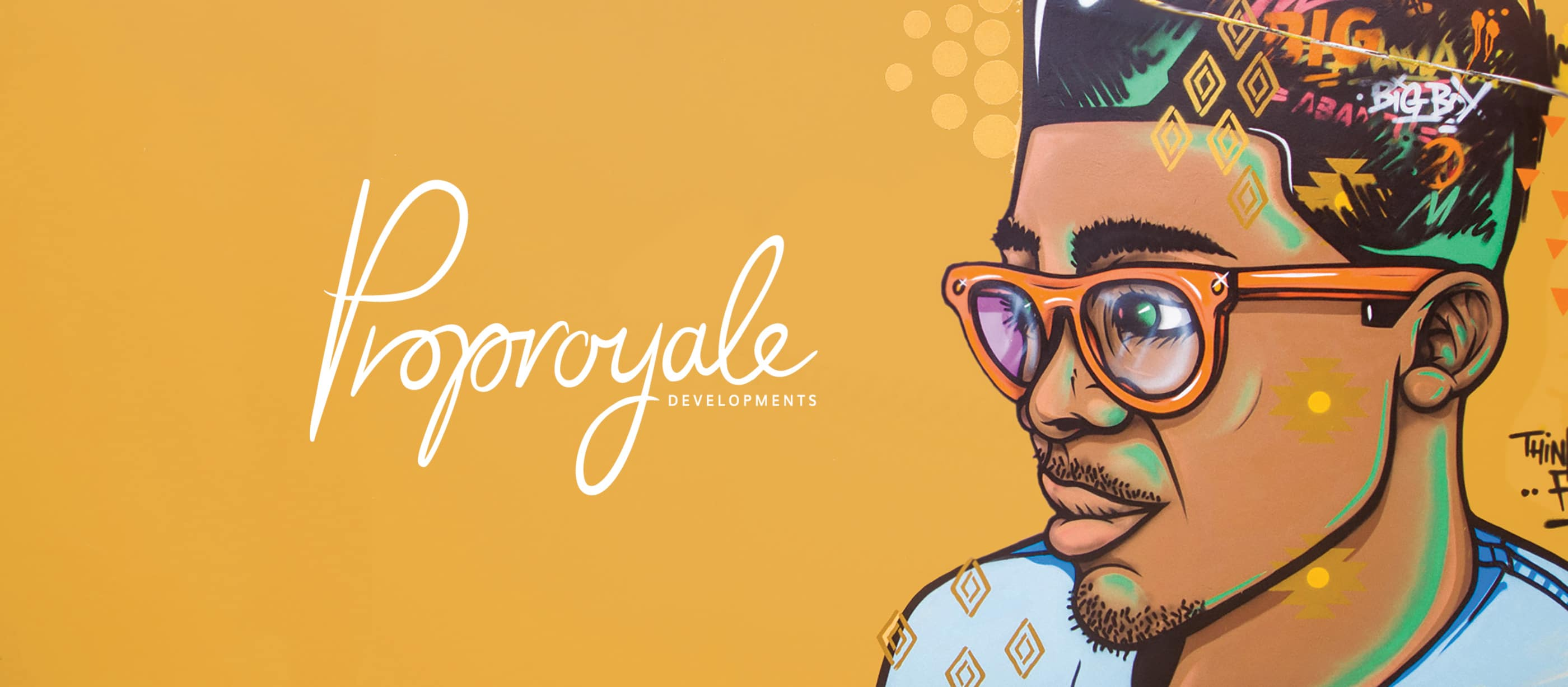 Proproyale-Home-Page